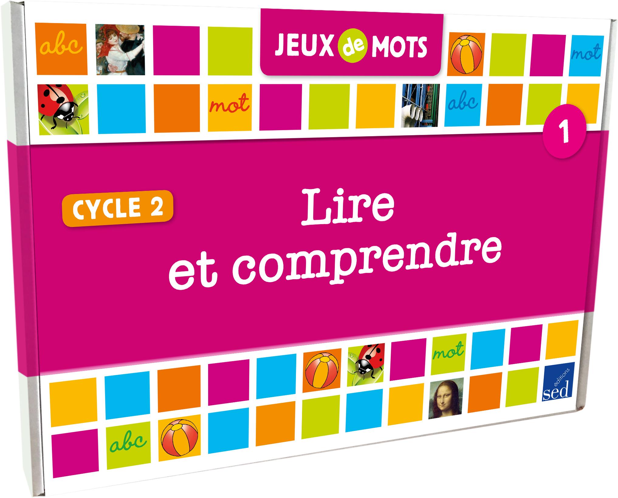 Lire Et Comprendre Cycle 2 à Jeux Educatif Ce1