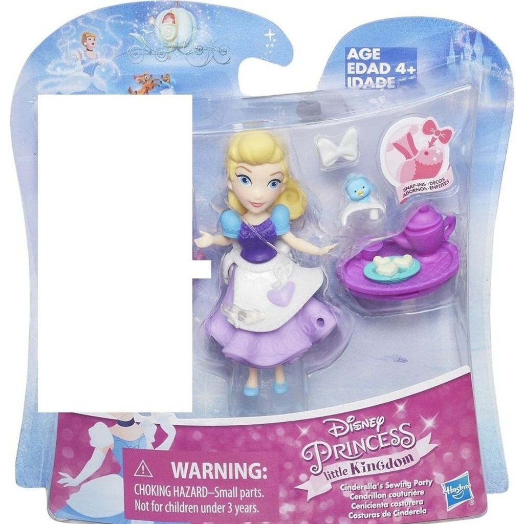 Lisanslı Prıncess Mini Fiğür Aurora 4989 encequiconcerne Cendrillon 3 Disney