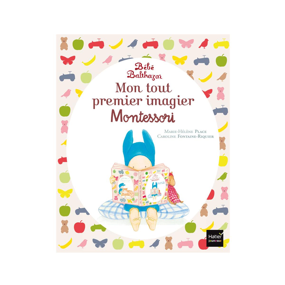 Livre Balthazar Mon Tout Premier Imagier Montessori à Imagier Bébé En Ligne