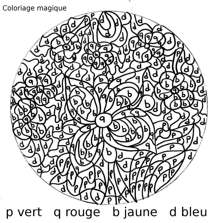 Livre Coloriage Magique dedans Coloriage Magique Dur