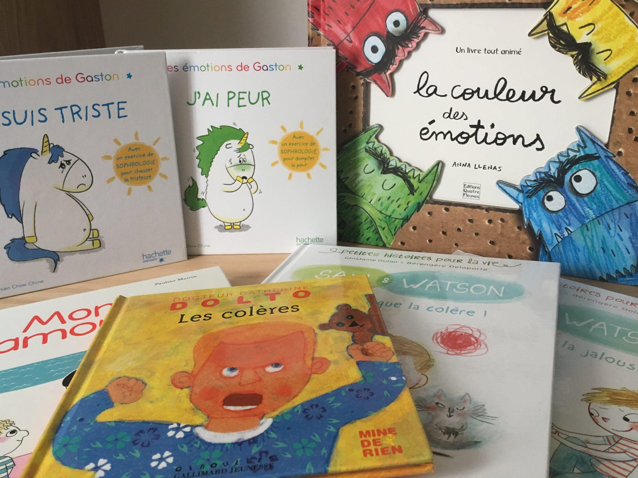 Livre Emotion Enfant : Les 6 Meilleurs Albums Jeunesse Pour avec Apprendre Les Animaux Pour Bebe