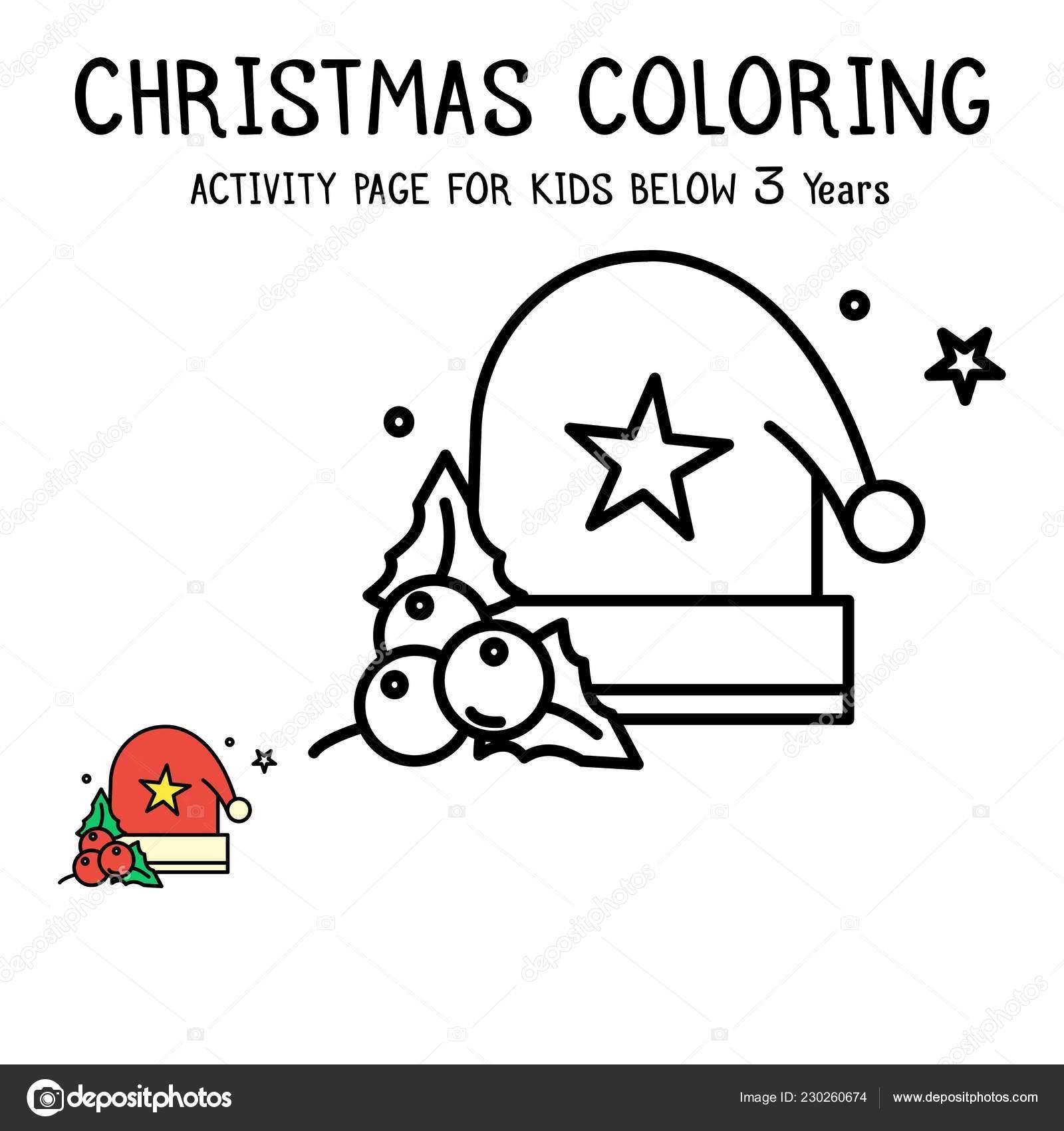 Livre Leurs Propriétés Coloriage Noël Pour Les Enfants Moins dedans Coloriage En Ligne 3 Ans