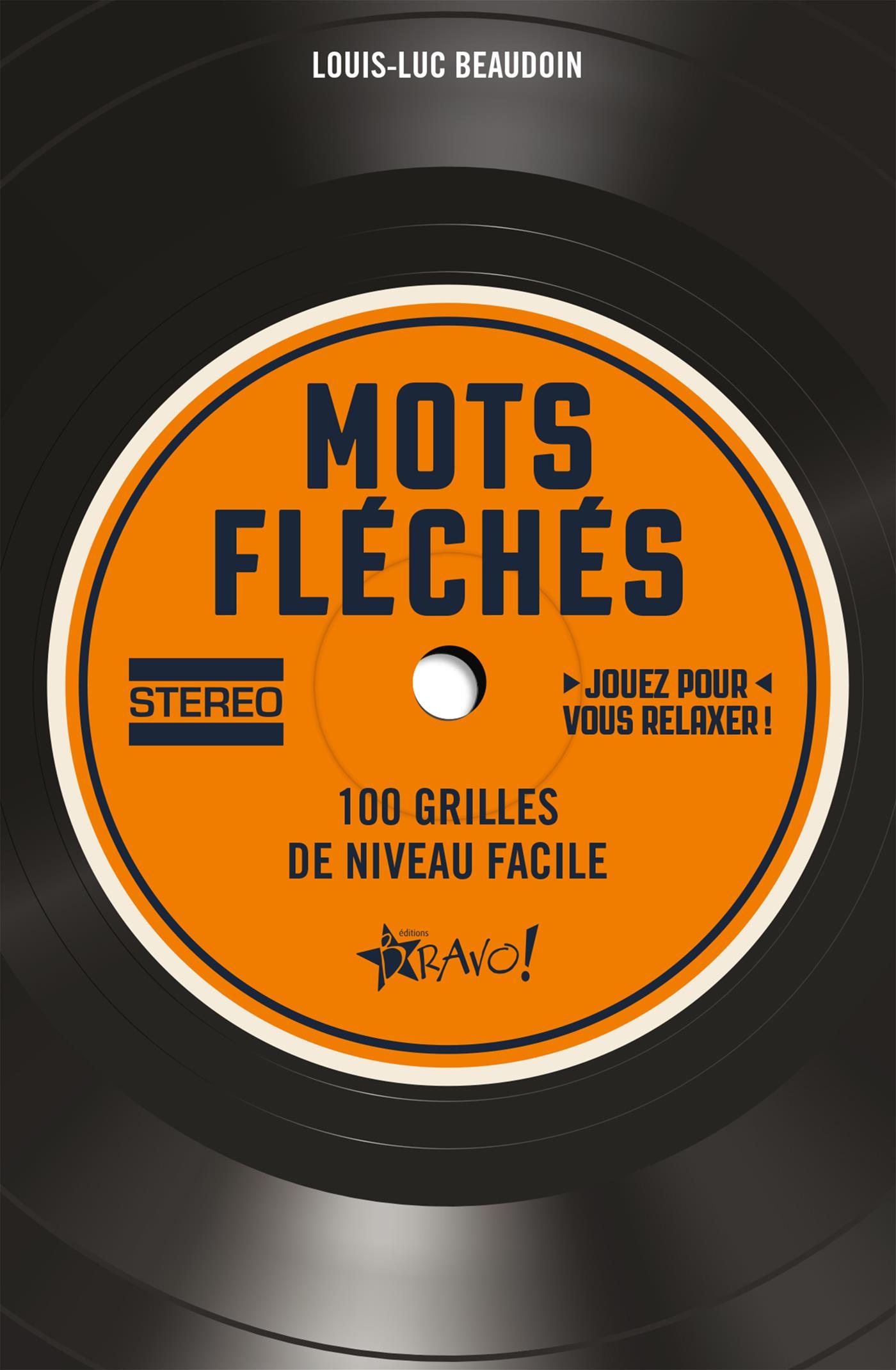 Livre Mots Fléchés - 100 Grilles De Niveau Facile serapportantà Mots Fléchés Facile