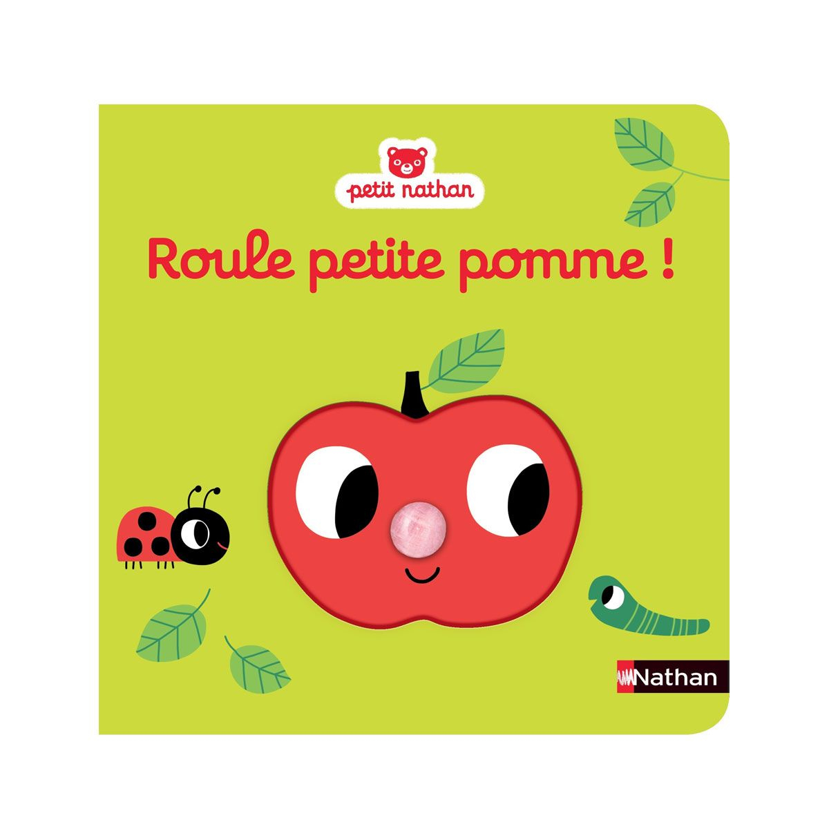 Livre Roule Petite Pomme Pour Enfant De 6 Mois À 2 Ans pour Jeux 2 Ans En Ligne Gratuit