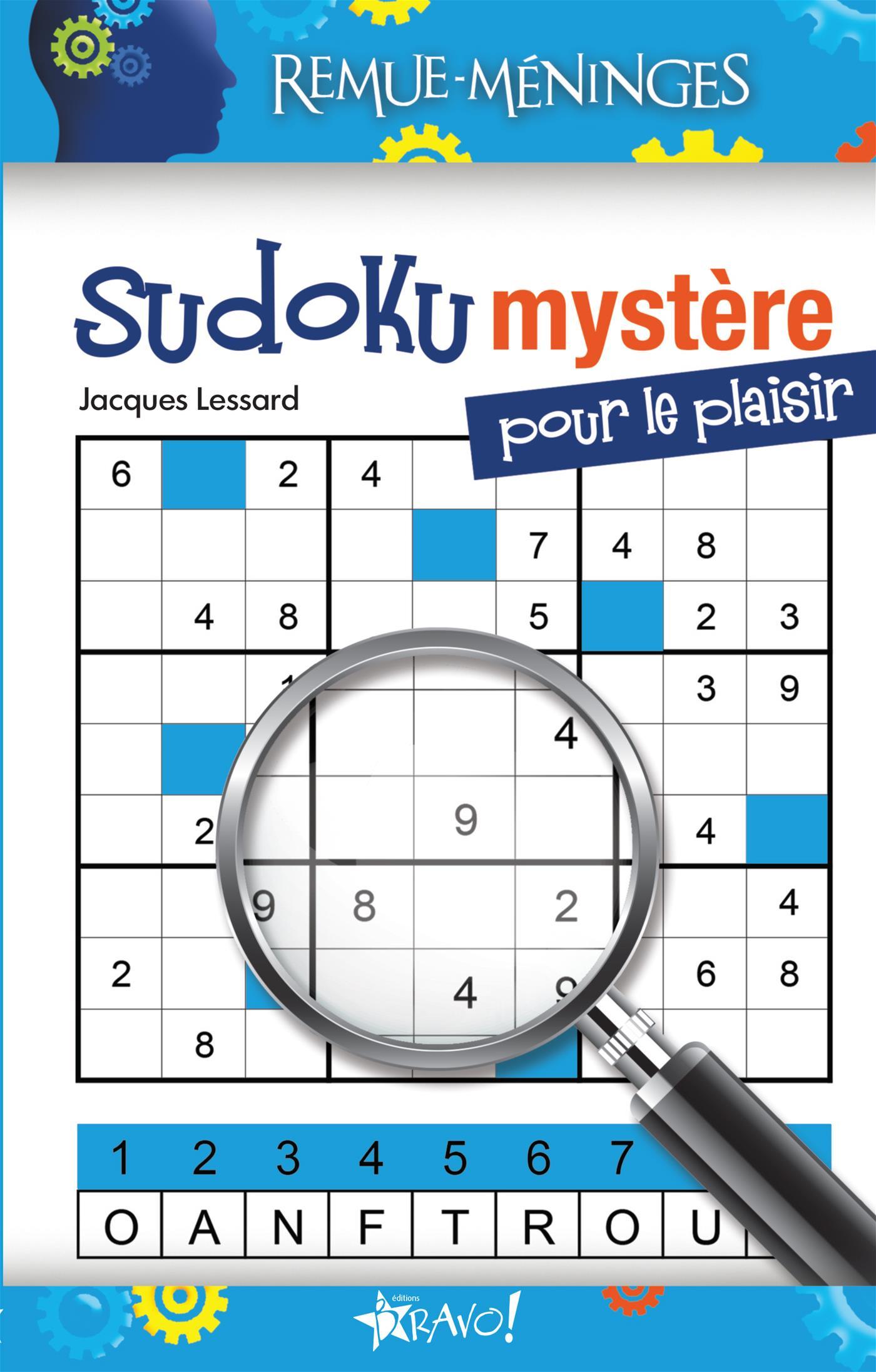 Livre Sudoku Mystère Pour Le Plaisir | Messageries Adp serapportantà Sudoku Lettres À Imprimer