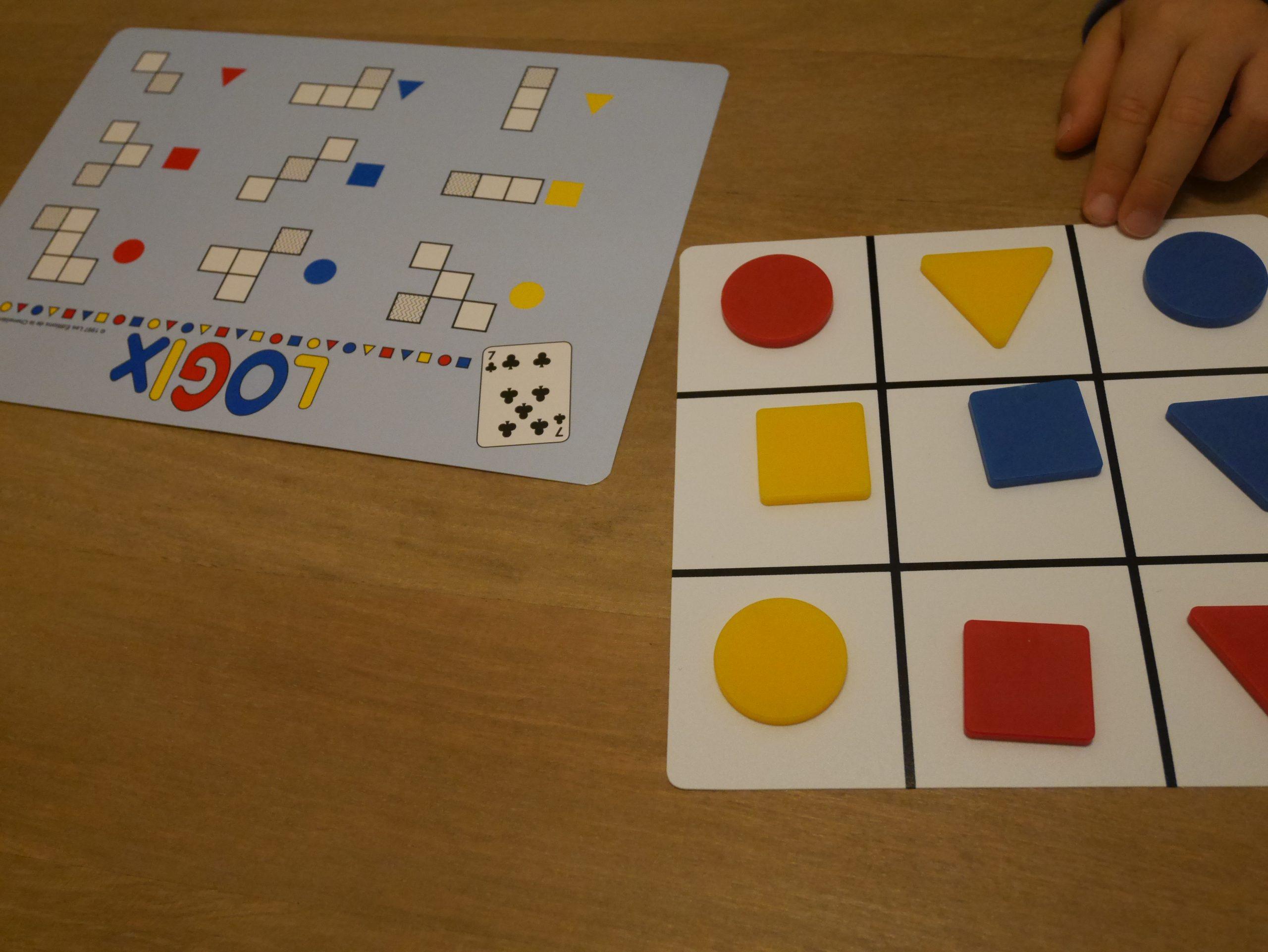 Logix - Co'errance concernant Jeux Educatif Gs