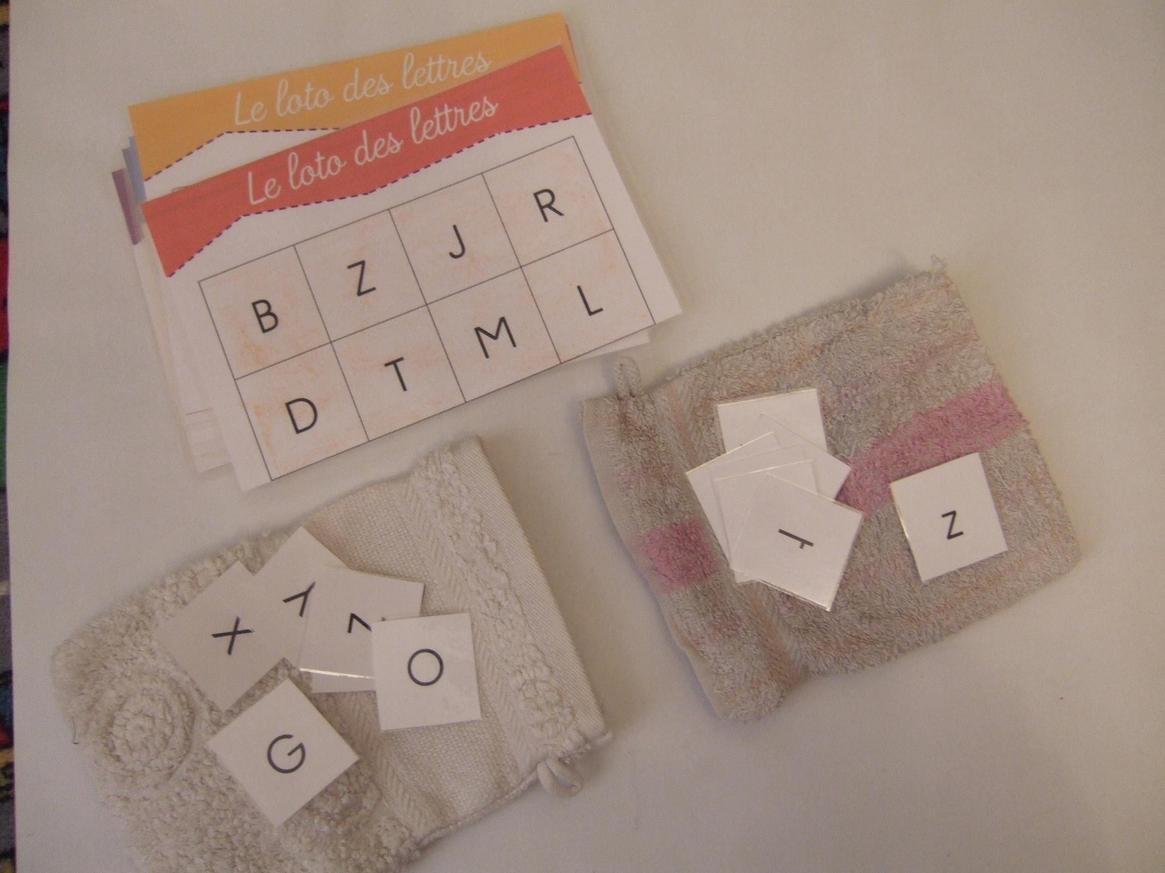 Loto Des Lettres - Donne-Moi Ta Main encequiconcerne Sudoku Lettres À Imprimer