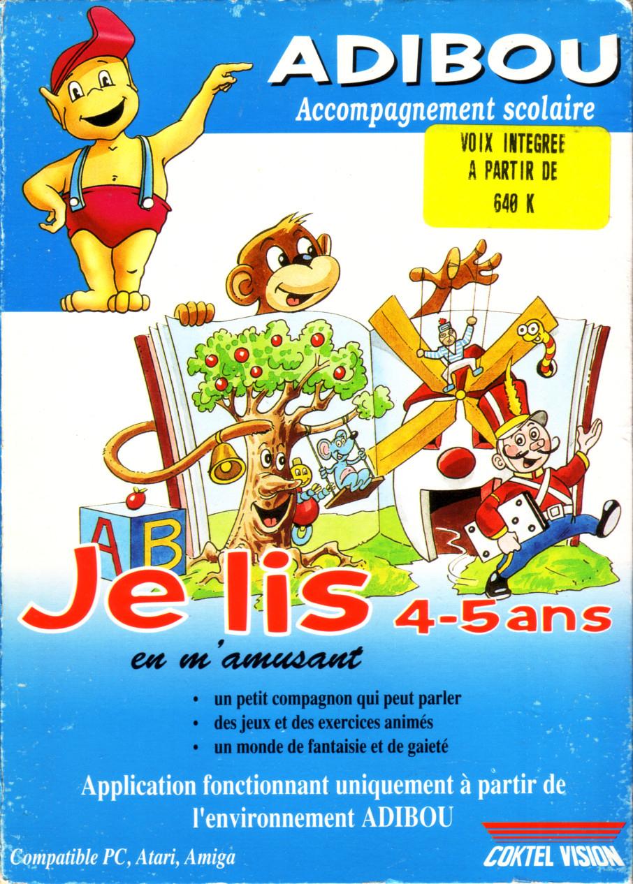 Ltf Abandonware France, Galeries D'images Du Jeu Adibou à Jeu Pc Adibou