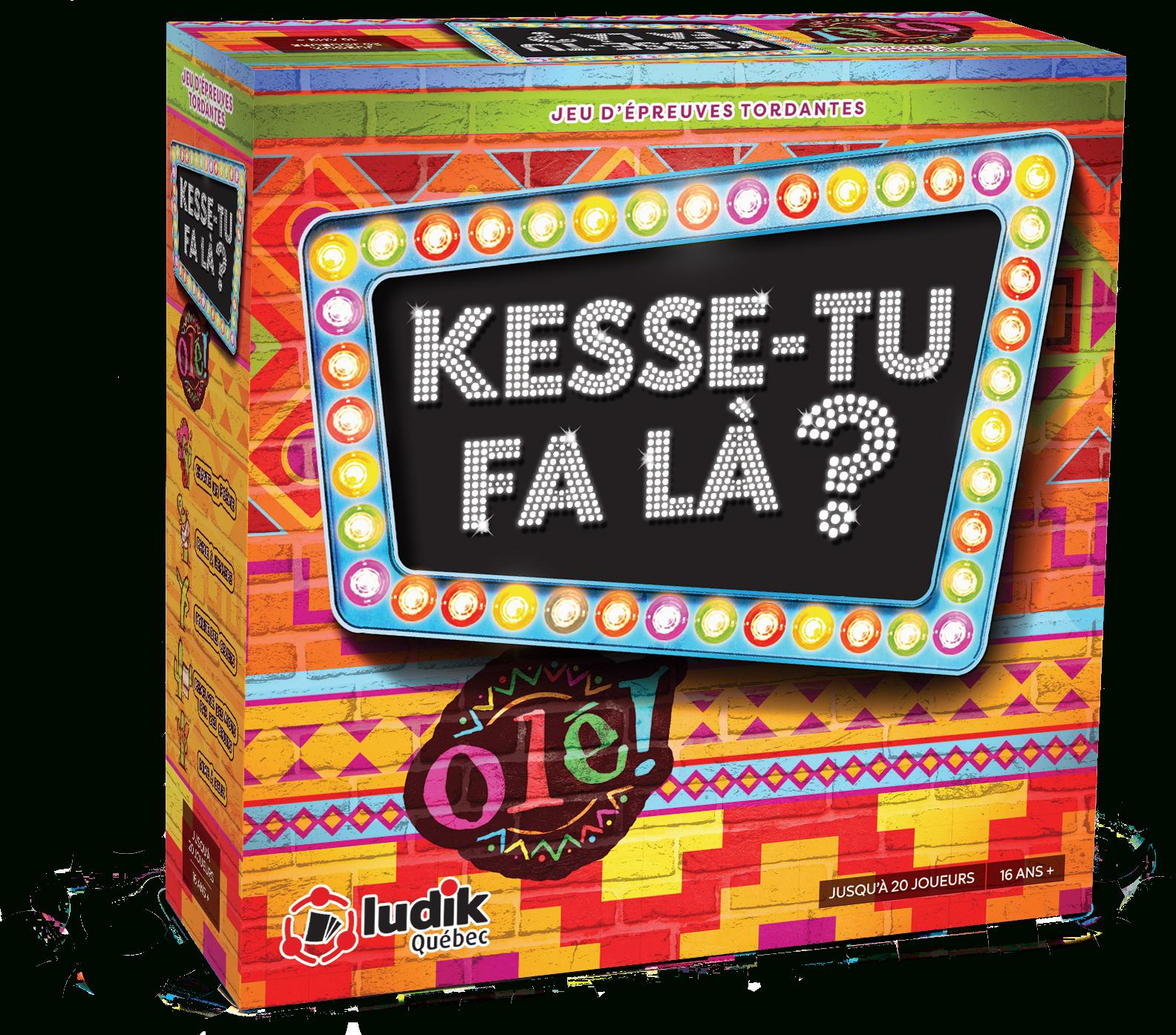 Ludik Québec à Jeux Educatif 5 Ans
