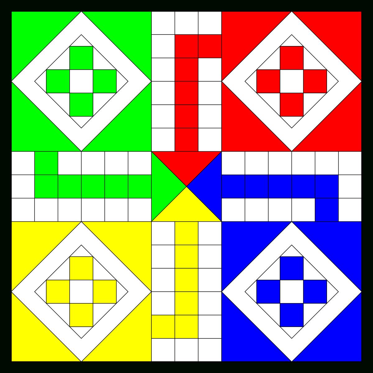 Ludo (Jeu De Société) — Wikipédia pour Jeux Gratuit Anglais