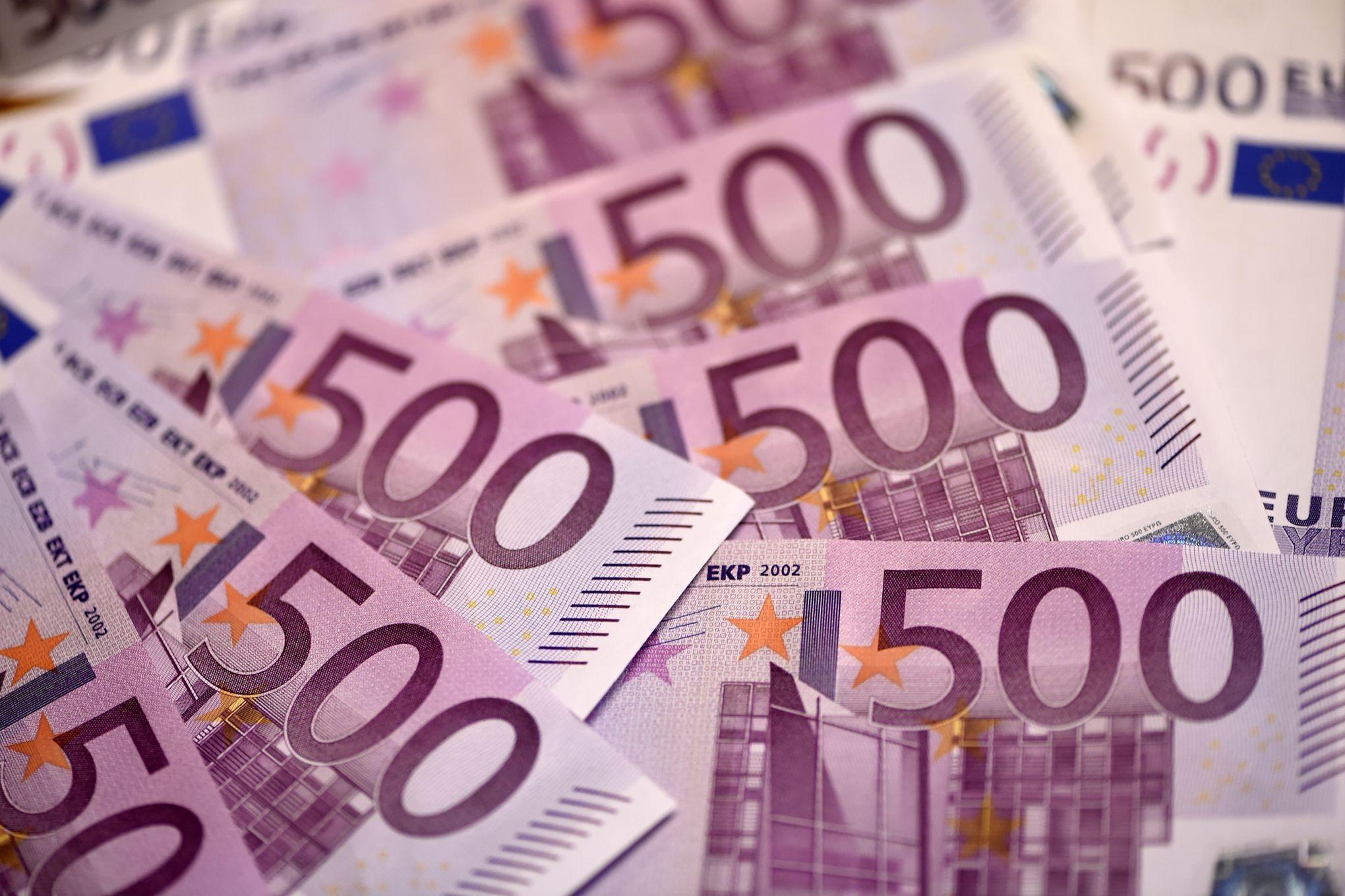 L'Union Européenne N'Imprimera Plus De Billets De 500 Euros encequiconcerne Billets Et Pièces En Euros À Imprimer
