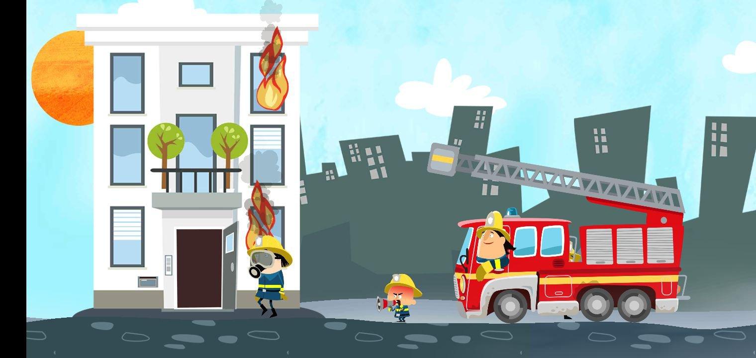 Ma Petite Caserne De Pompier 1.53 - Télécharger Pour Android à Jeux Gratuit De Pompier