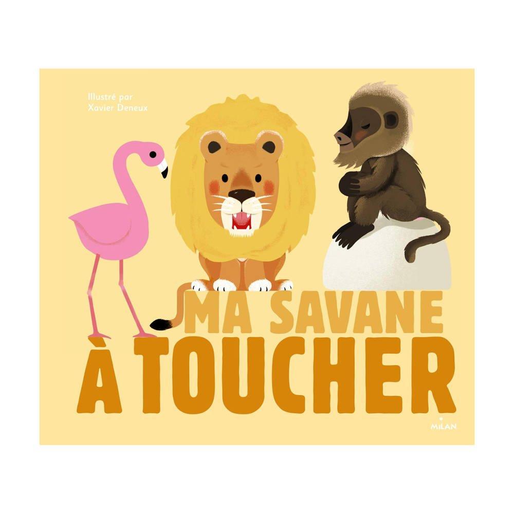 Ma Savane A Toucher | Jeux Educatifs | Jouéclub avec Jeux De Savane