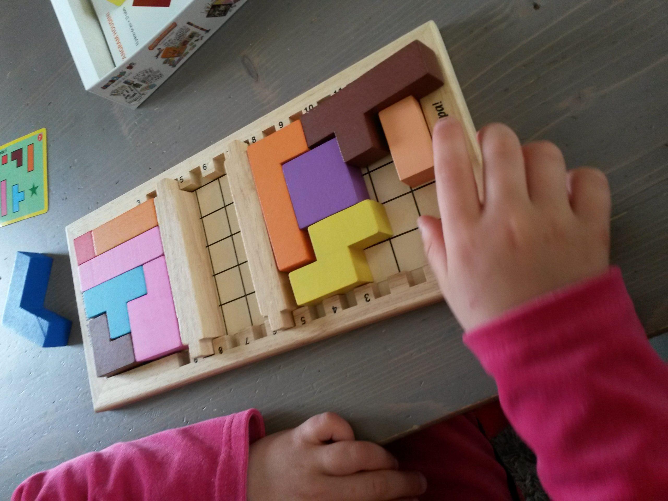 Ma Sélection De 5 Jeux De Logique Pour Les Enfants pour Jeux Enfant De 3 Ans
