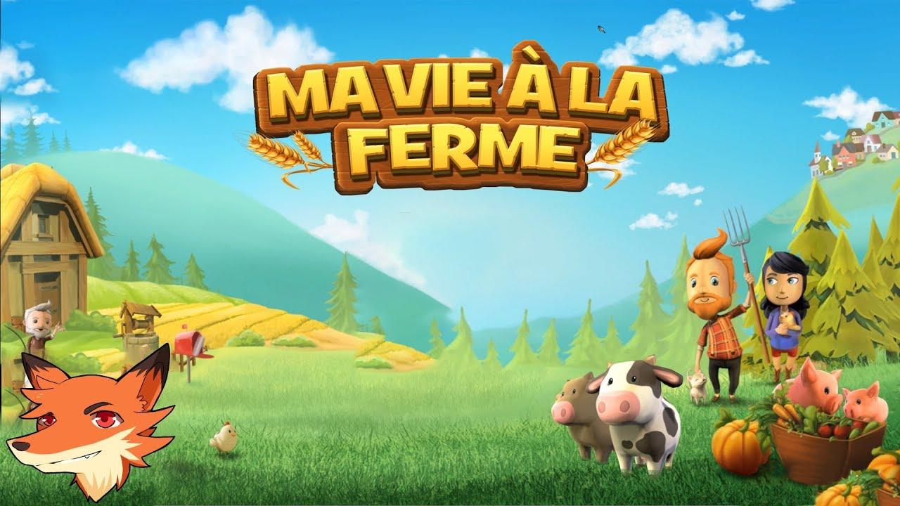 Ma Vie A La Ferme [Fr] Gérer Sa Ferme Et Draguer La Factrice! encequiconcerne Jeux De Ferme Gratuit Avec Des Animaux