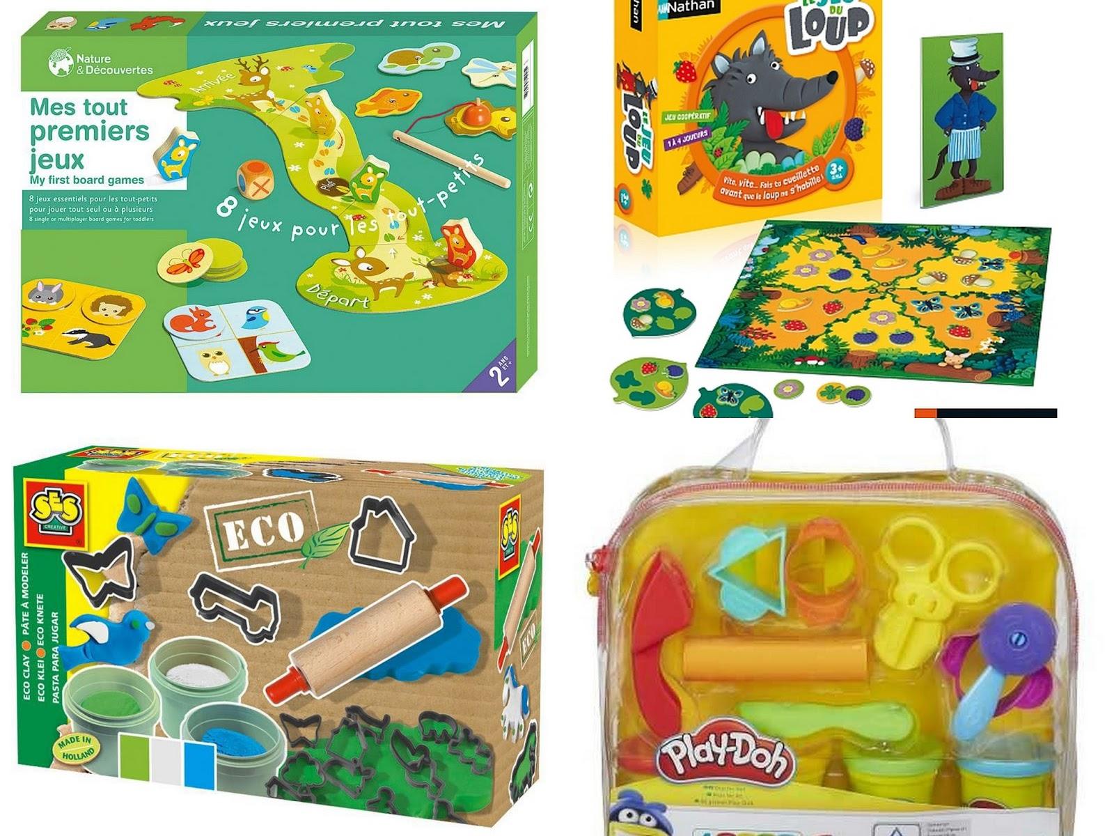 Maaademoiselle A.: || Idées Cadeaux Pour Une Petite Fille De avec Jeux Pour Petit De 3 Ans