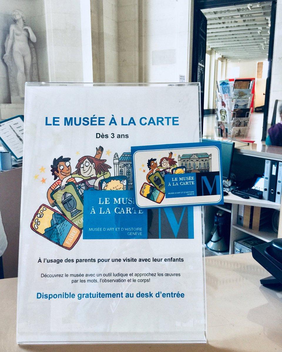 """Mah Genève On Twitter: """"nouveau À L'accueil Du Mah: Un Jeu à Jeux Educatif 5 Ans Gratuit"""