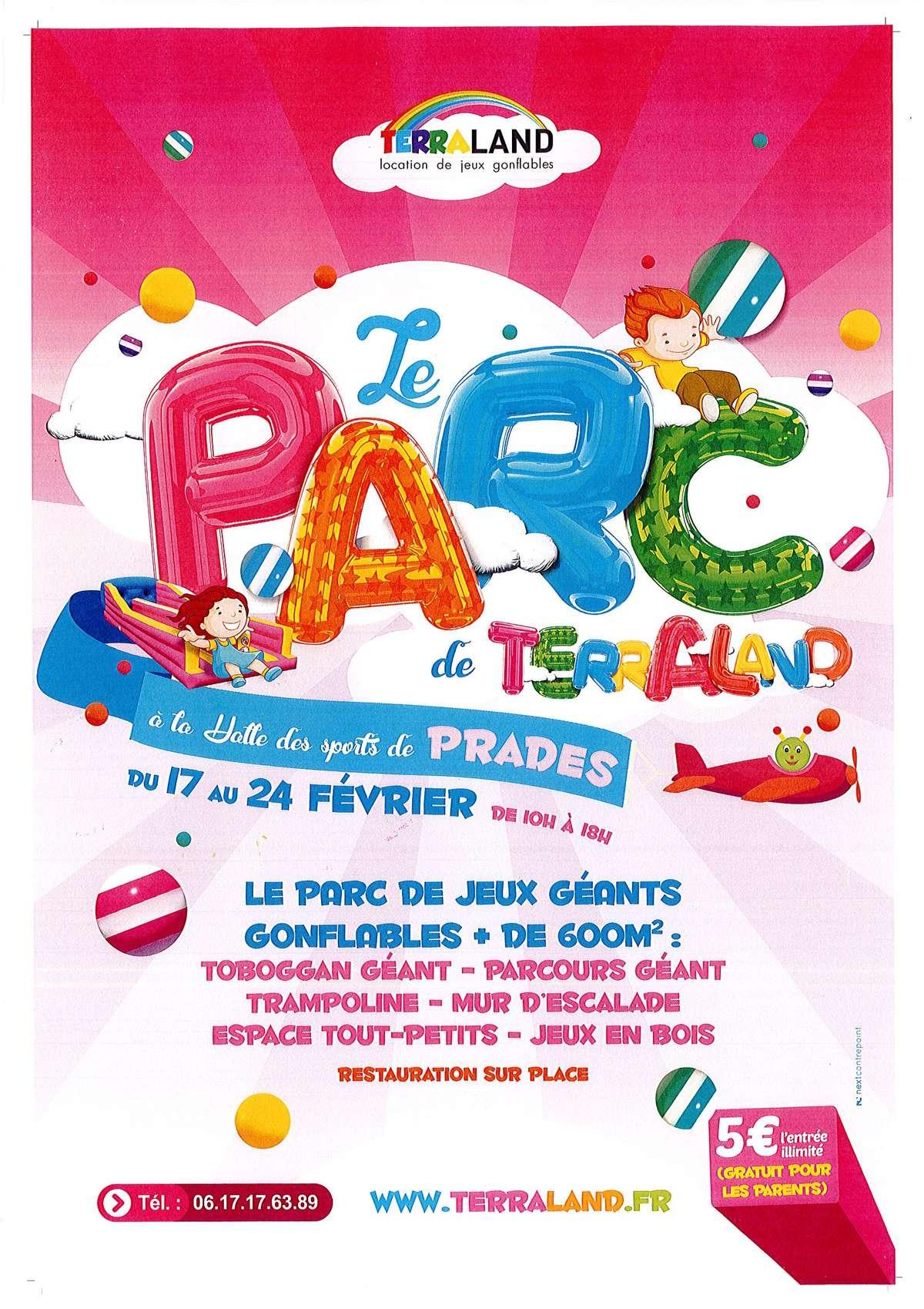 Mairie De Prades › L' › 2018 › Parc De Jeux Géants tout Jeux De Parcours Gratuit