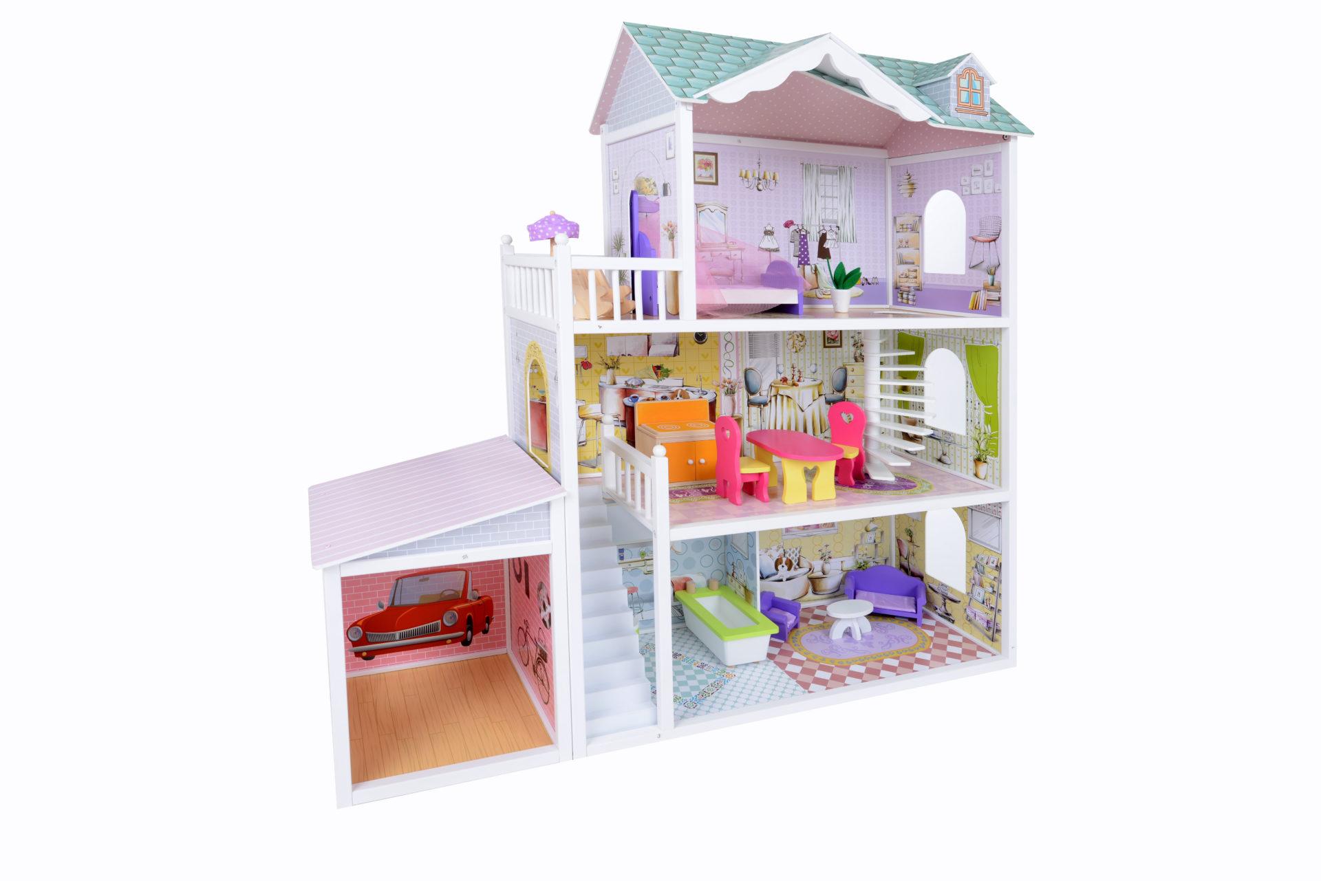 Maison De Poupee, Jeux Et Jouets Pour Enfant, Cadeau Pour avec Jouet Pour Fille 4 5 Ans