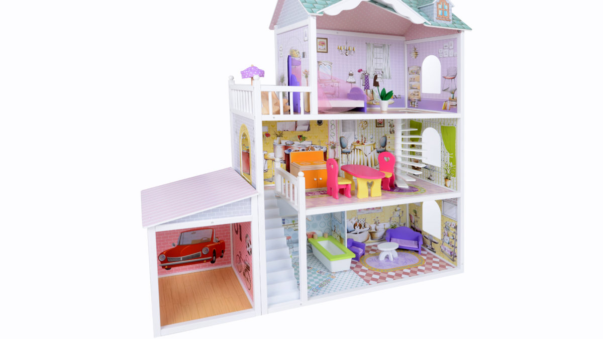 Maison De Poupee, Jeux Et Jouets Pour Enfant, Cadeau Pour tout Jeux Pour Enfant 7 Ans