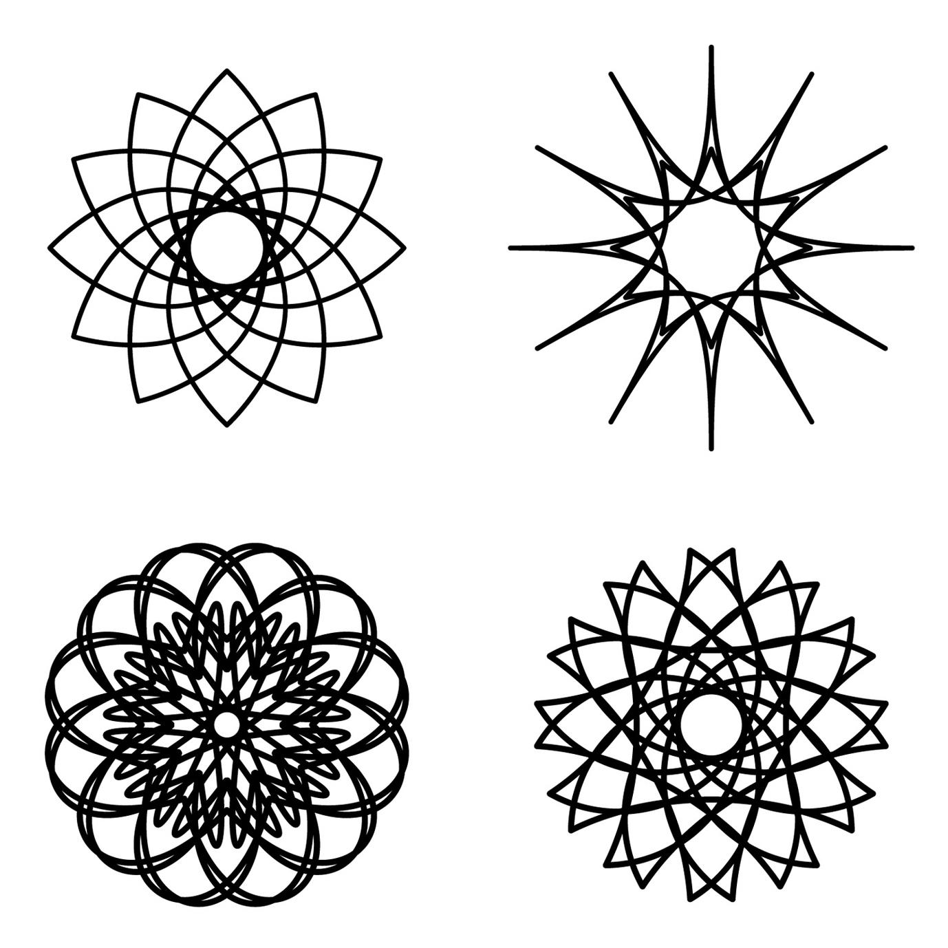 Mandala, Coloriage Mandala En Ligne pour Mandala À Imprimer Facile