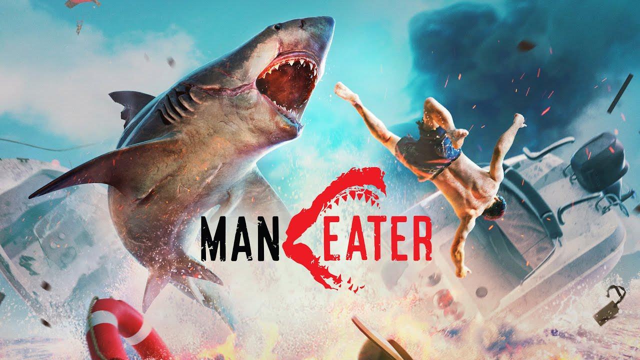Maneater : Le Jeu Où Vous Incarnez Un Requin Assoiffé De destiné Requin Jeux Video