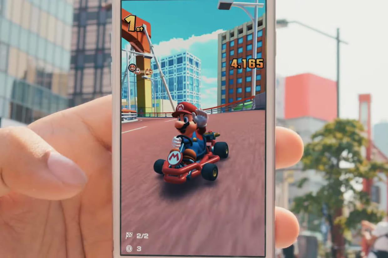 Mario Kart Tour : Le Multijoueur Arrive Enfin Pour Tout Le Monde concernant Jeux De Puissance 4 Gratuit