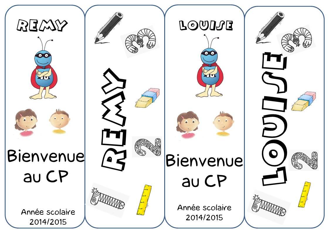 Marque Pages Cp - La Classe De Corinne encequiconcerne Marque Page Gratuit À Imprimer