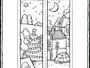 Marque-Pages De Noël - Kiddicoloriage pour Marque Page Gratuit À Imprimer