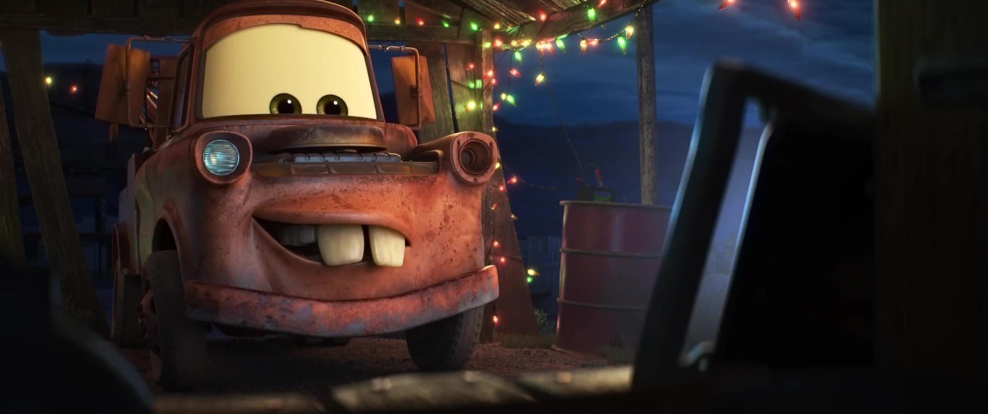 "Martin, Personnage Dans ""cars"". | Pixar-Planet.fr à Flash Mcqueen Martin"