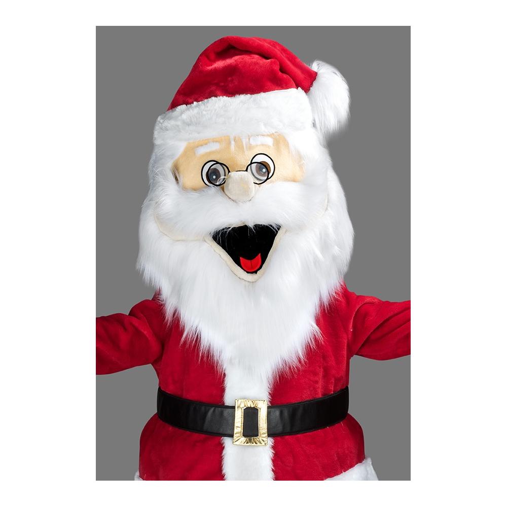 Mascotte Père Noël - Auvergne Jouets avec Fabrication De Pere Noel