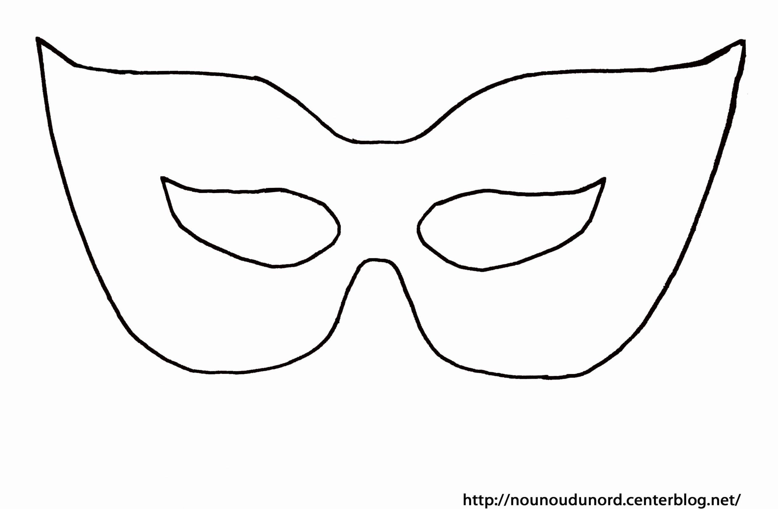 Masque De Loup à Imprimer Coloriage Masque Carnaval Imprimer encequiconcerne Modele Masque De Carnaval A Imprimer