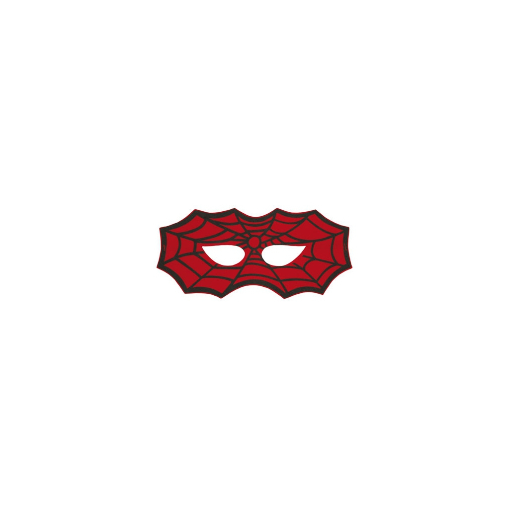 Masque De Spiderman destiné Masque Spiderman A Imprimer
