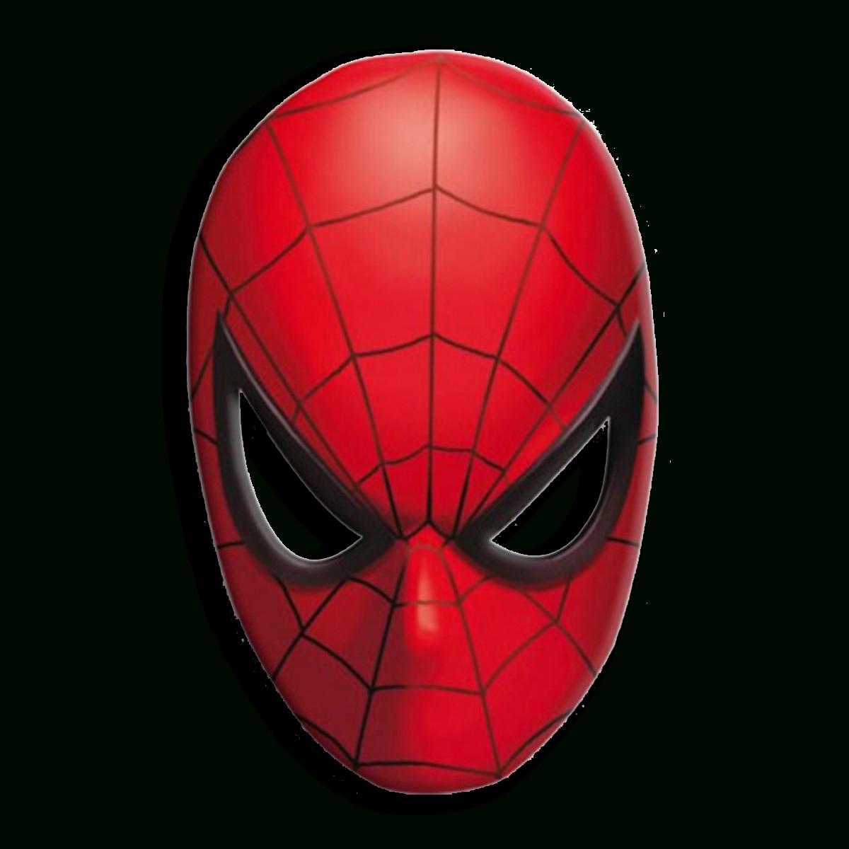 Masque Spiderman Png 4 » Png Image concernant Masque Spiderman A Imprimer