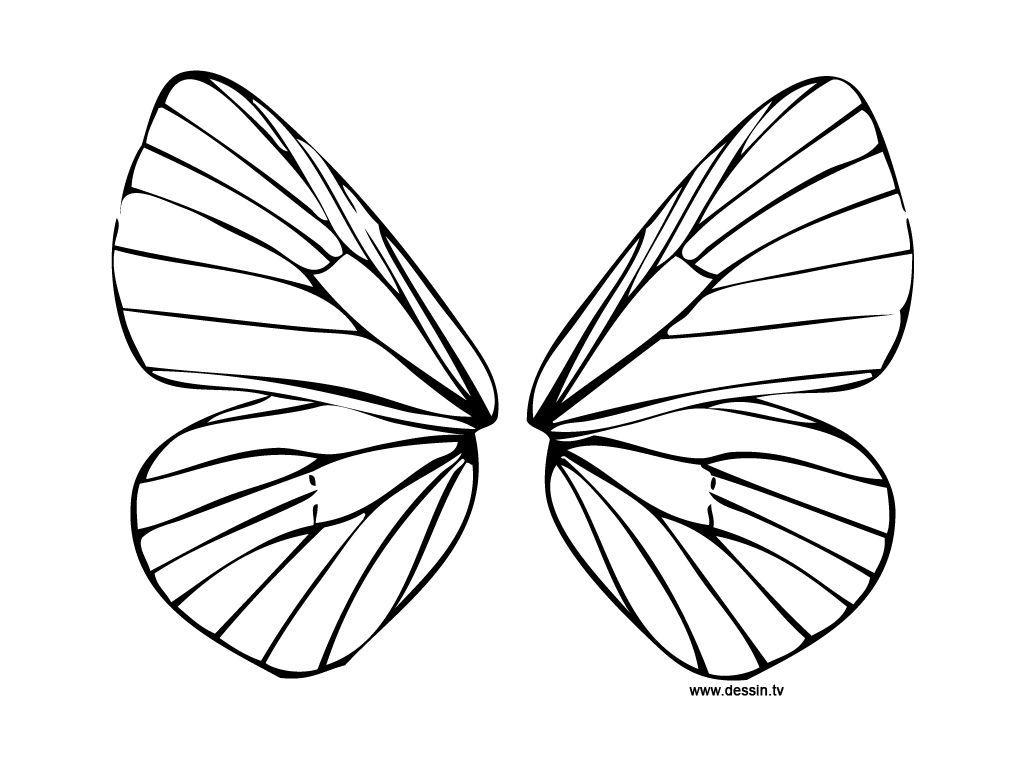 Masques Et Ailes De Fee Ou Papillon A Imprimer Pour Enfant à Masque Papillon À Imprimer
