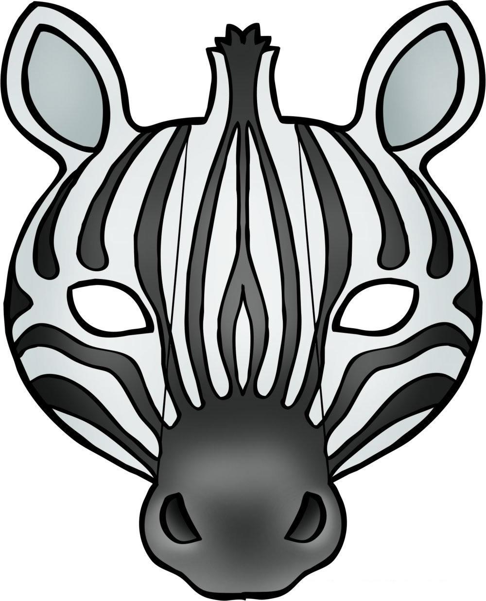 Masques Et Ailes De Fee Ou Papillon A Imprimer Pour Enfant encequiconcerne Masques Animaux À Imprimer