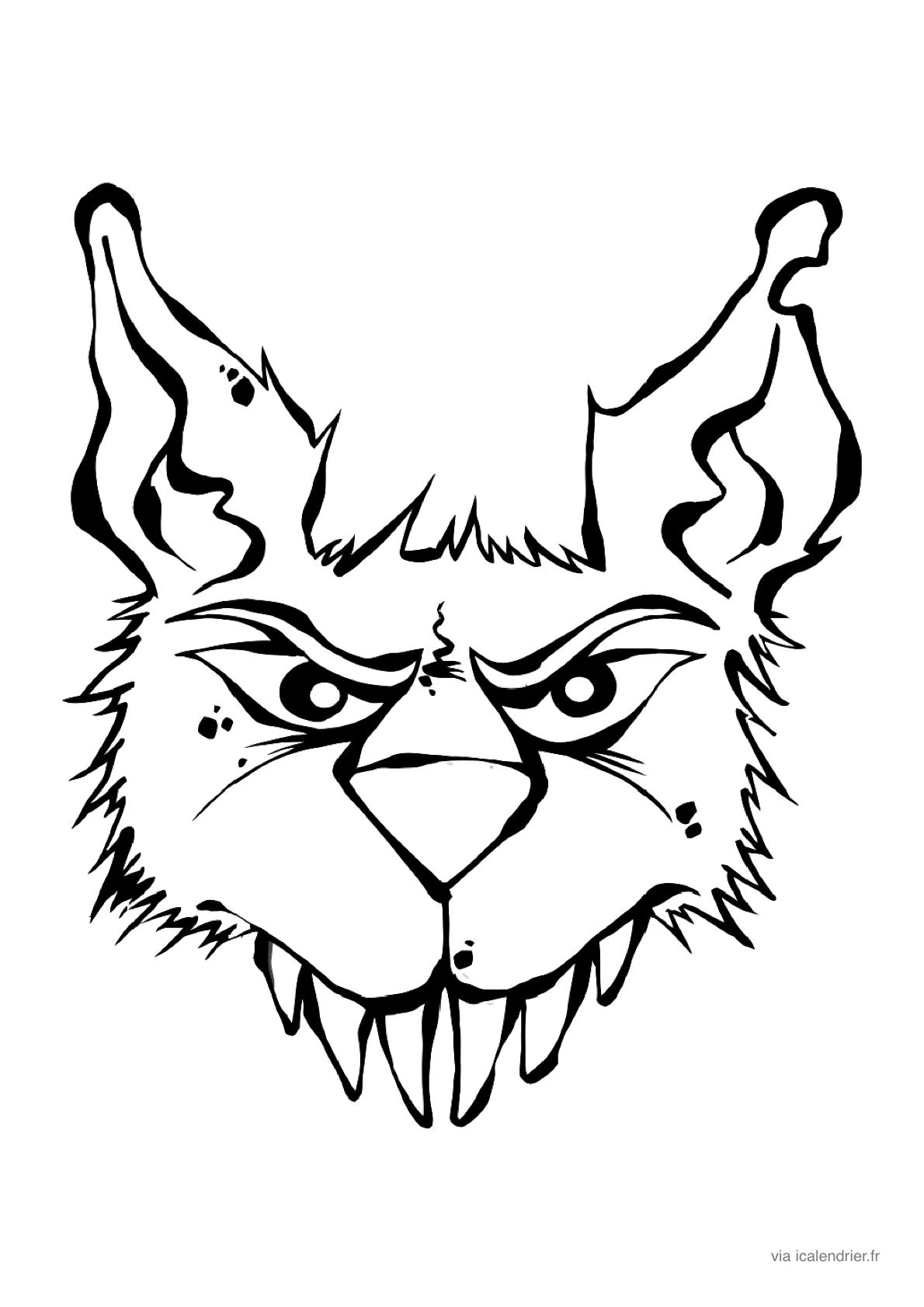 Masques Pour Mardi-Gras À Imprimer Gratuitement - Icalendrier dedans Masque De Loup À Imprimer