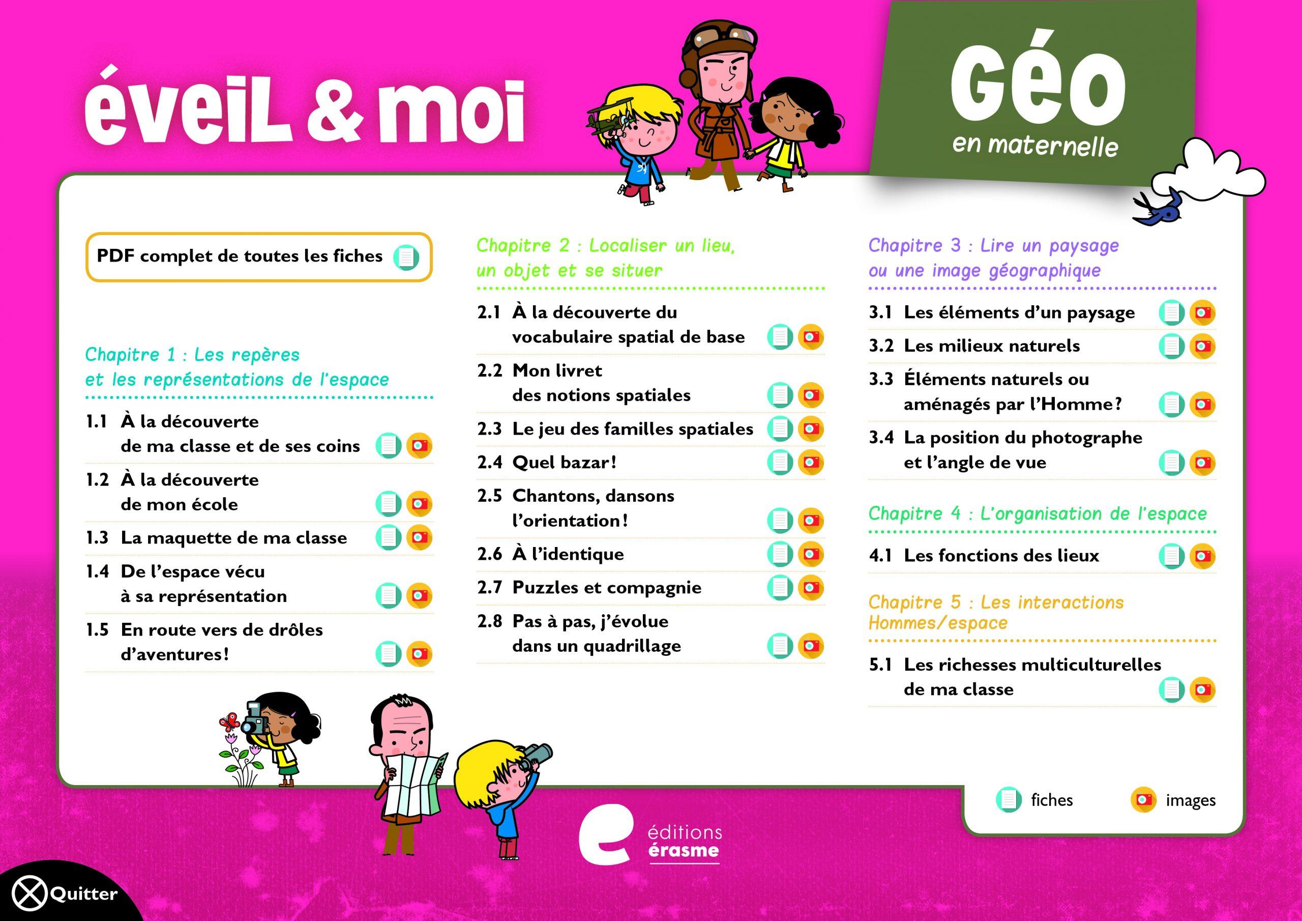 Maternelle-Eveil Et Moi - Géo encequiconcerne Puzzle En Ligne Maternelle