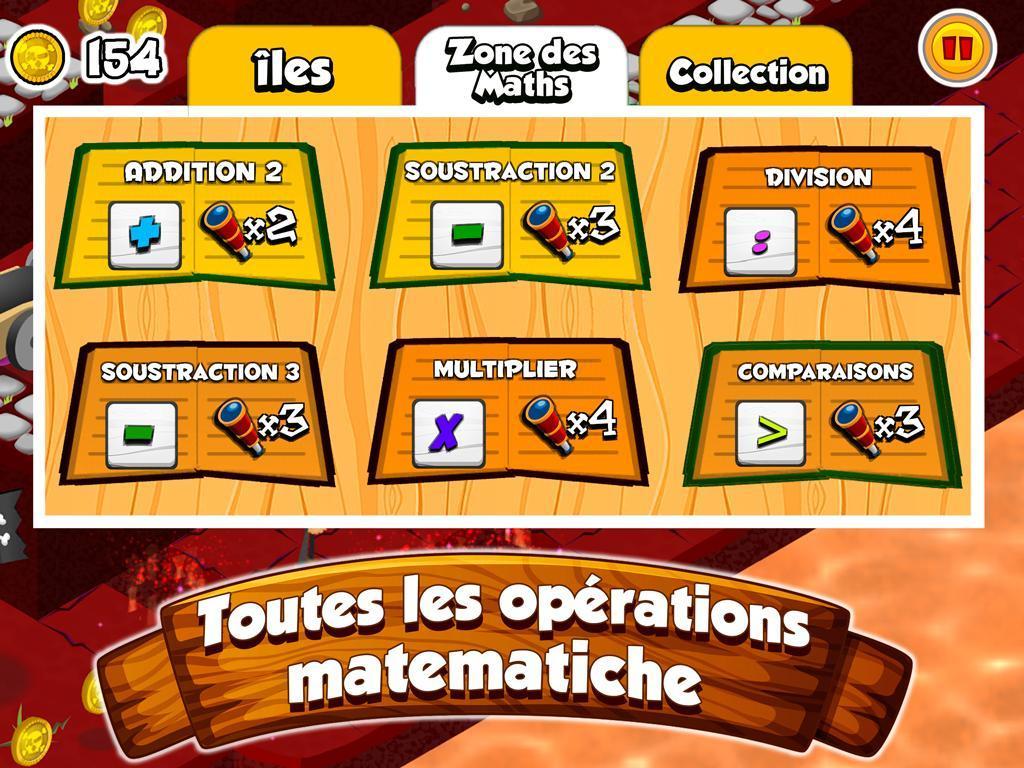 Math Land: Jeux De Maths Et Calcul Mental Pour Android serapportantà Jeux De Maths Gratuit
