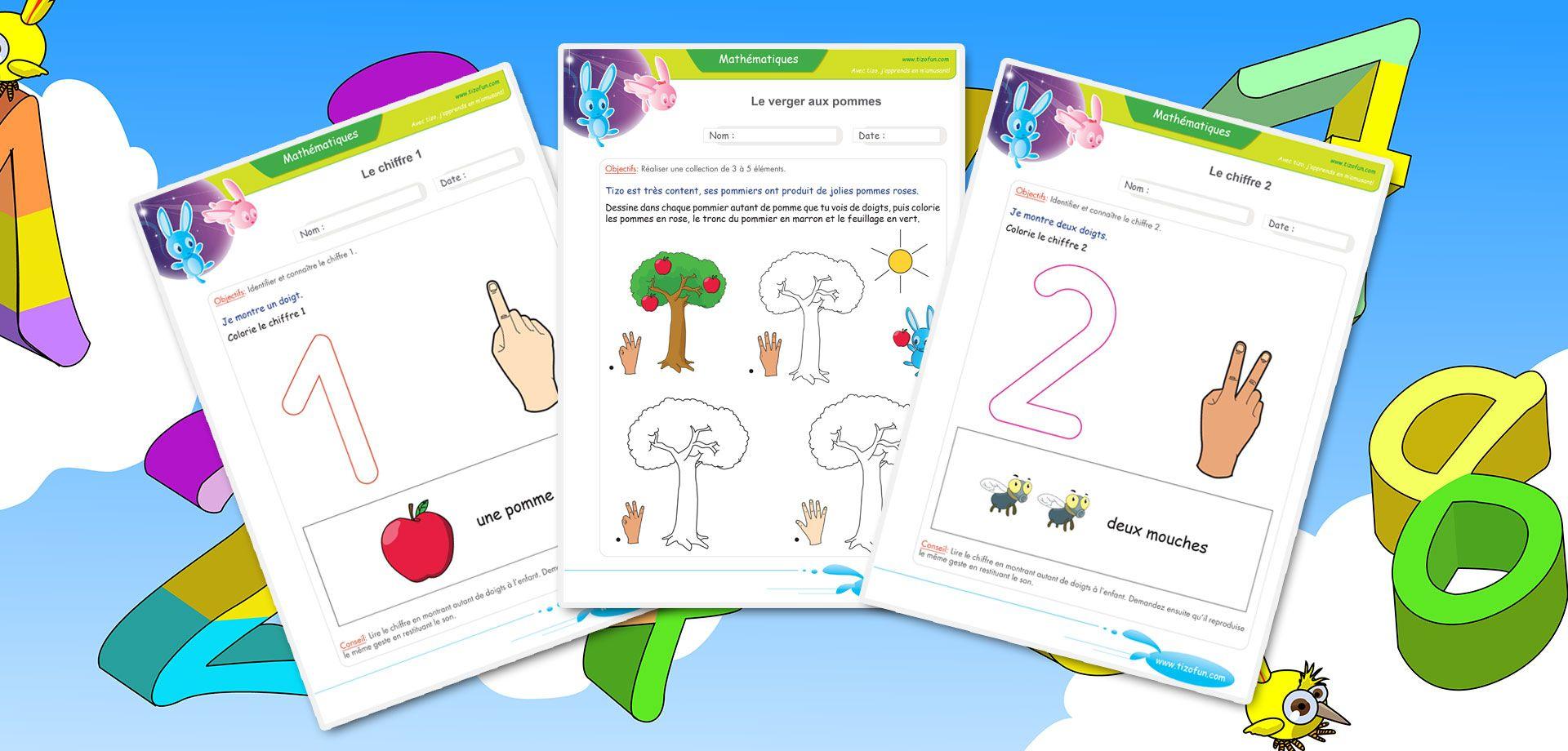 Maths Ps | Les Mathématiques Maternelle Petite Section à Jeux Maternelle Petite Section Gratuit