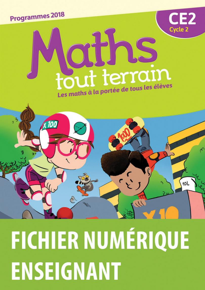 Maths Tout Terrain Ce2 * Fichier Numérique Enseignant (Ed à Cours Ce2 A Imprimer