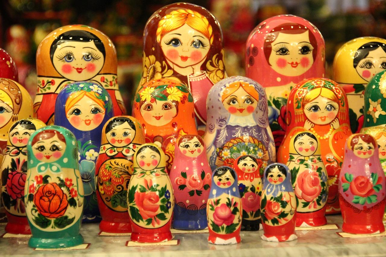 Matriochka - Histoire De La Poupée Russe - Meet Russia Online avec Nom Poupée Russe