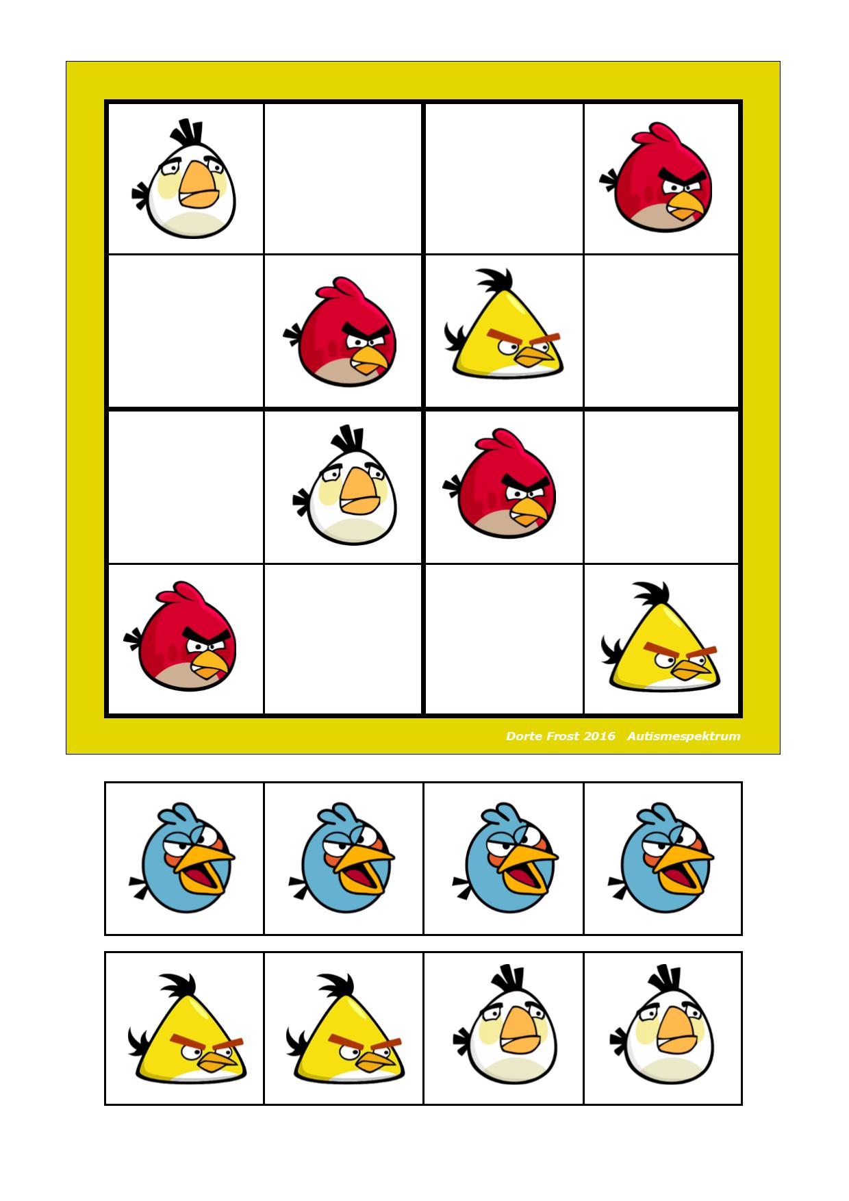 Matrix Panosundaki Pin tout Sudoku Maternelle À Imprimer