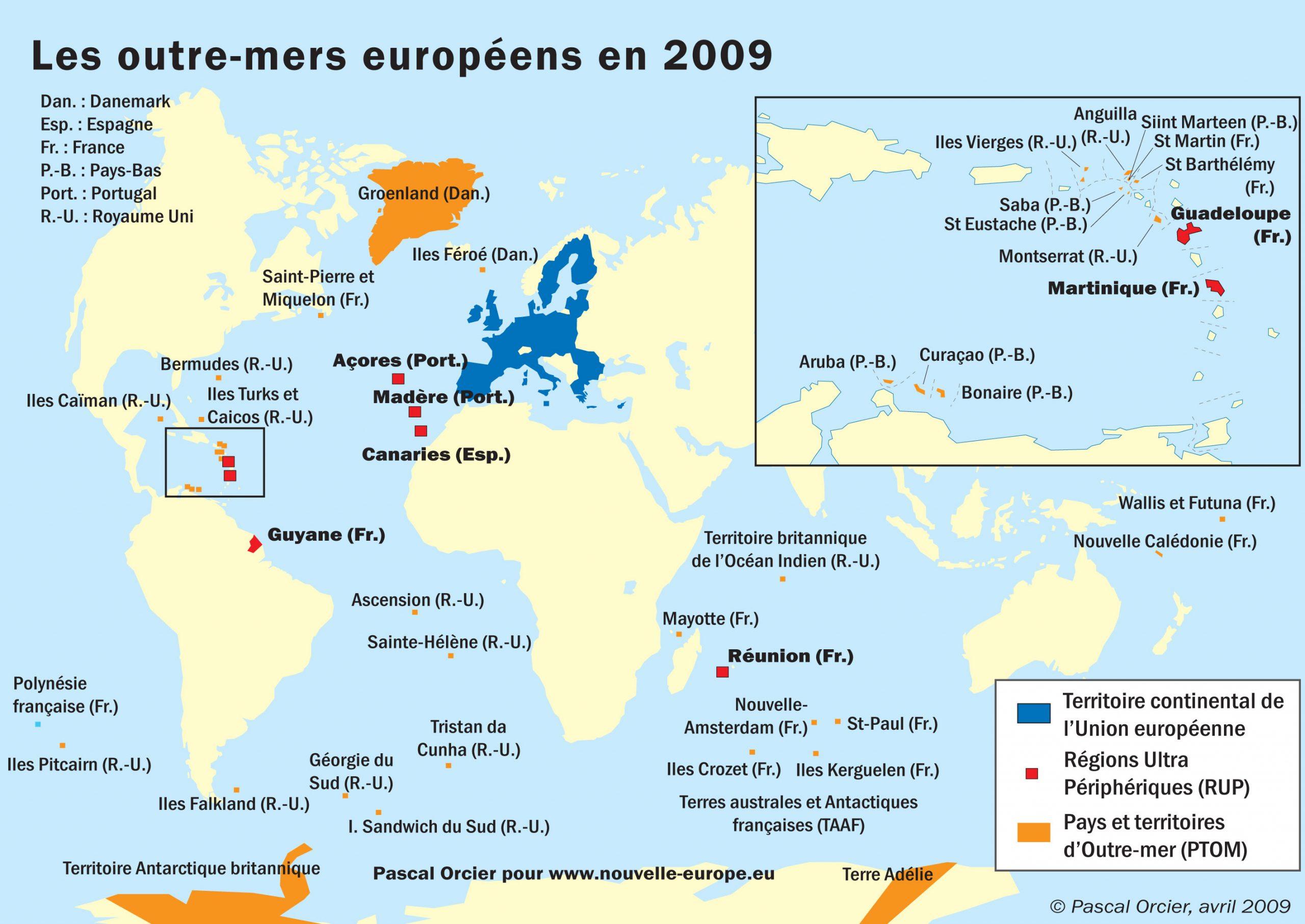 Mayotte, Prochain Territoire À Devenir Européen ? | Nouvelle avec Département D Outre Mer Carte