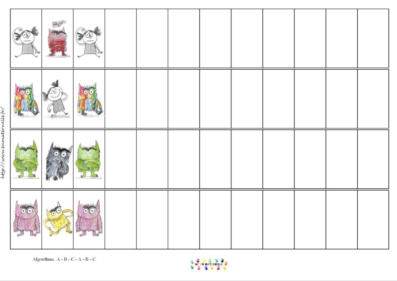Mc En Maternelle – Page 24 – Exploitation Pour L'école encequiconcerne Sudoku Maternelle À Imprimer
