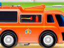 Mа Petite Voiture De Pompier: Dessin Animé Pour Les Enfants destiné Les Jeux Des Garçons De Voiture