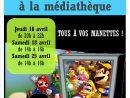 Médiathèque Le Grand Logis: Animations Jeux Vidéo encequiconcerne Jeux De 6 Ans Gratuit