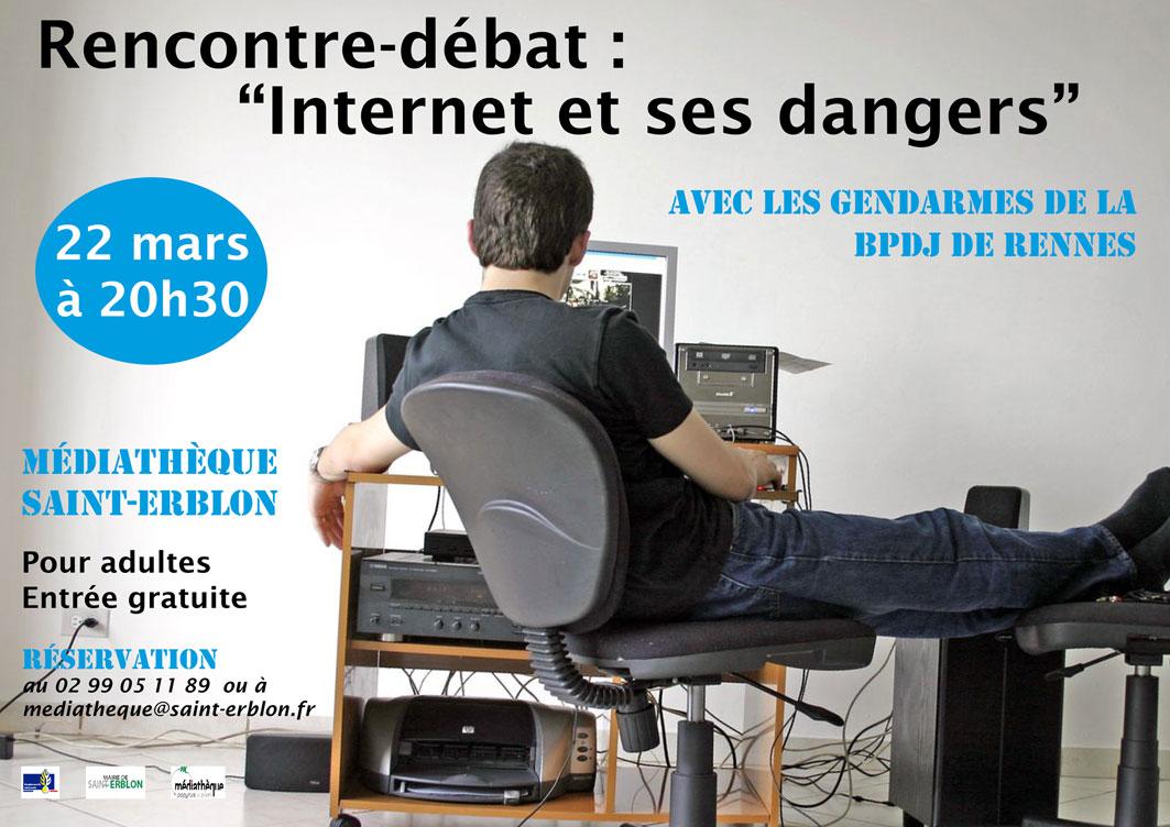 Médiathèque Municipale De Saint-Erblon - Internet Et Ses Dangers tout Jeu En Ligne Pour Adulte