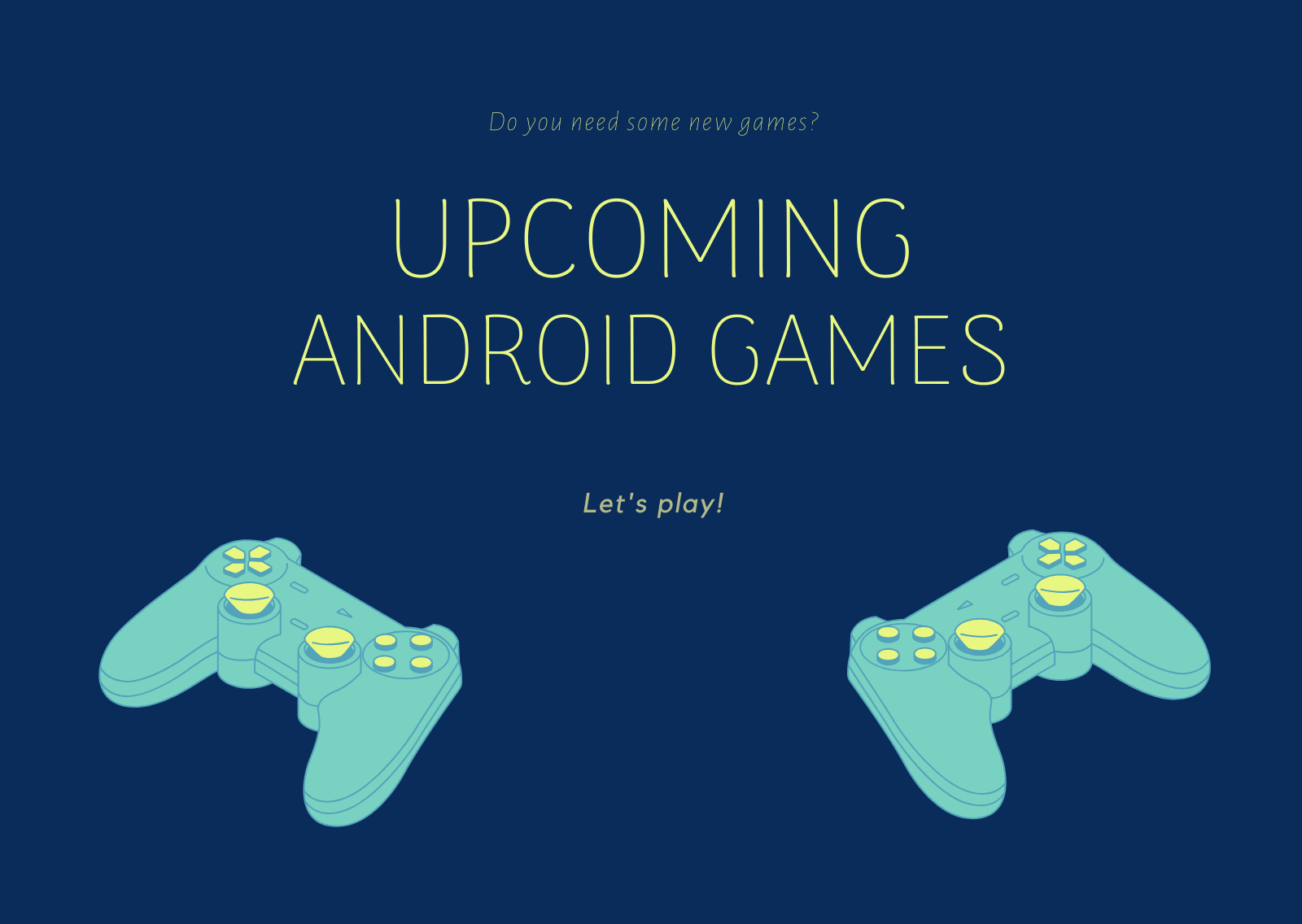 Meilleurs Jeux À Venir Sur Android [March 2020] - Locations tout Jeux Anagramme Gratuit A Telecharger