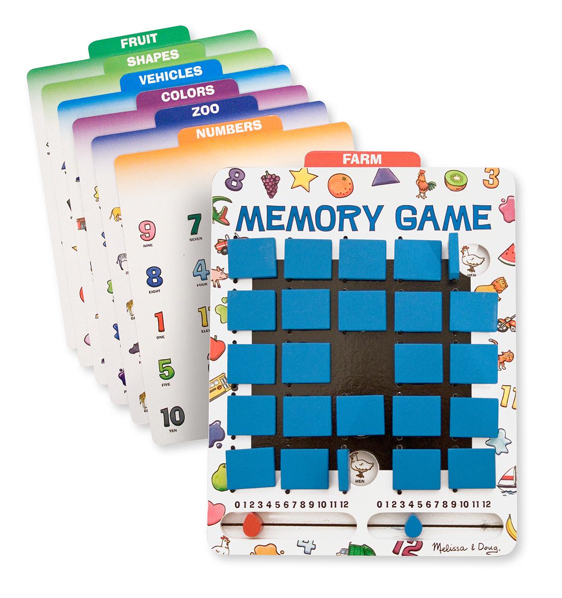 Mel&do - Jeux De Mémoire Pour Voiture destiné Jeux De Mimoire